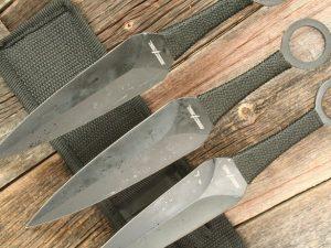 Kastknivar, 3st