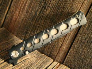 MTech Aluminium Stilett