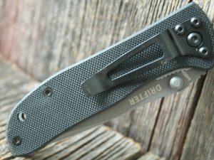 CRKT Drifter Plain Fällkniv