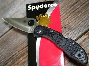 Spyderco Delica 4 FRN