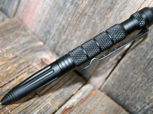 Uzi Tactical Pen, med handfängsel nyckel