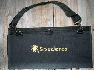 Spyderco Spyderpac Small. Väska för 18 knivar