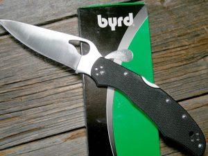 Spyderco Byrd Cara Cara 2 G-10