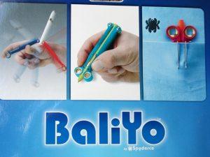 Spyderco BaliYo Heavy Duty, Red, White & Blue