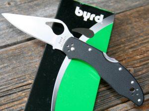 Spyderco Byrd Meadowlark 2 G-10