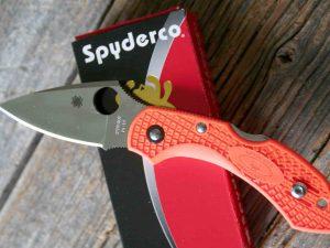 Spyderco Dragonfly 2 Orange