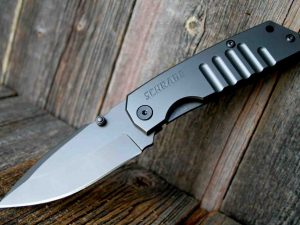Schrade 304 Heavy Duty Tactical