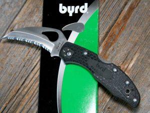 Spyderco Byrd Hawkbill