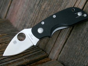 Spyderco Chicago G10