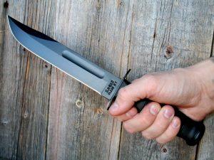 Ka-Bar Large Fighting Knife