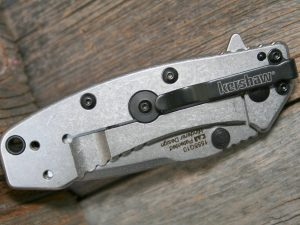 Kershaw Cryo G-10