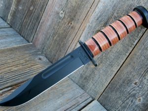 Ka-Bar Dog´s Head Utility Knife