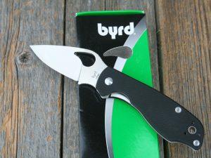 Spyderco Byrd Crow 2