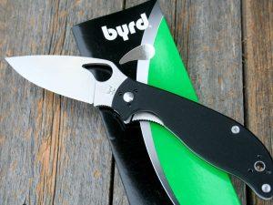 Spyderco Byrd Raven 2