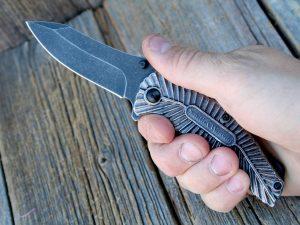 Smith & Wesson Aluminum Folder