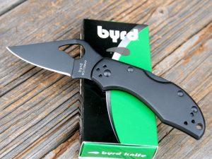 Spyderco Byrd Robin 2 Black SS