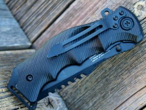 MTech Xtreme Tanto Assisted