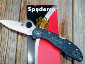 Spyderco Delica 4 Emerson Opener