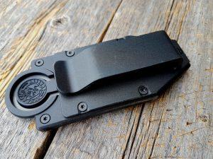 Schrade Money Clip Knife