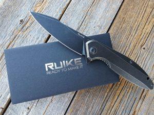 RUIKE P128 Black