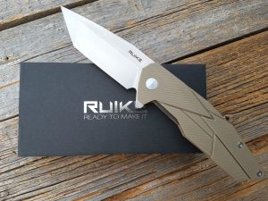 RUIKE P138 Tan