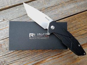 RUIKE P138 Black