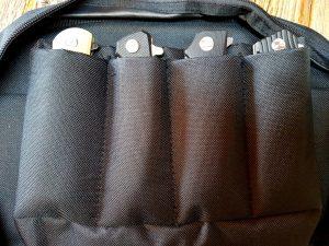 Kershaw Knife Bag. Väska för 18 knivar.