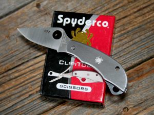 Spyderco ClipiTool , Scissors