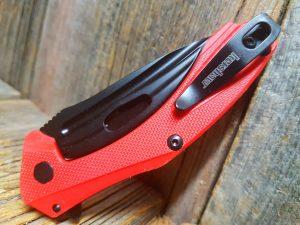 Kershaw Natrix Red & Black