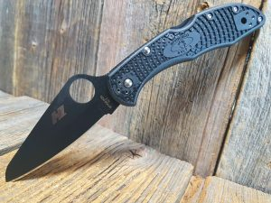 Spyderco Salt 2 Black
