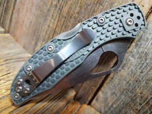 Spyderco Byrd Meadowlark 2 Gray