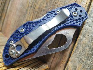 Spyderco Byrd Robin 2 Blue