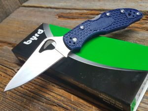 Spyderco Byrd Meadowlark 2 Blue