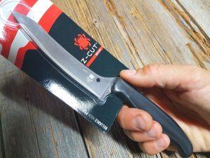 Spyderco Z-Cut Pointed