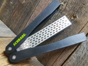 Schrade Diamond Dust Folding Sharpening Stone