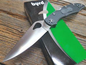 Spyderco Byrd Cara Cara 2 Grey