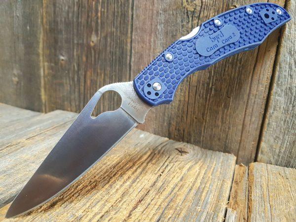 Spyderco Byrd Cara Cara 2 Blue