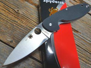 Spyderco Emphasis