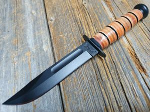 Ka-Bar USMC Short Fighting Knife