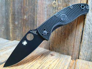 Spyderco Tenacious Black Lightweight