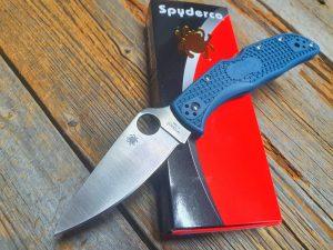 Spyderco Endela K390
